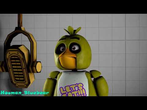 Chica Sings Havana Song (Short Animation)😂😂😂😂😂😂😂😂