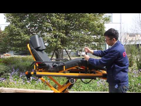 Modern Electric Stretcher Made By Jiangyin Everise Medical Equipment Co., LTD
