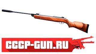 Пневматическая винтовка Gamo Hunter 1250 (Видео-Обзор)