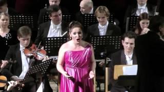 "Carl Orff. ""Carmina Burana"". Part 2.Vadimir Sheiko. NRCU Orchestra."