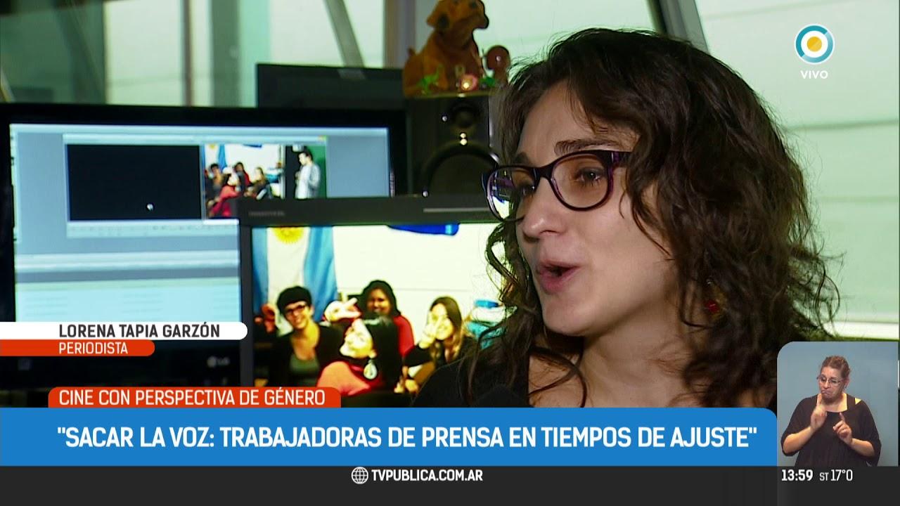 Sacar la voz: trabajadoras de prensa en tiempos de ajuste   #TPANoticias