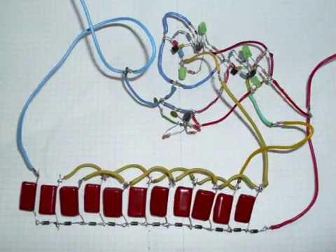 110V from 12V  ! NO Transformer !  Circuit  Diagram  - YouTube