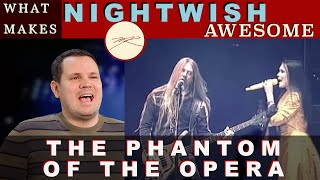 What Makes  Nightwish The Phantom of the Opera AWESOME? Dr. Marc Reacts & Analyzes
