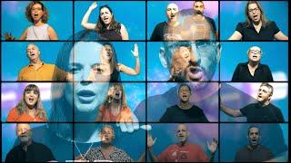 """להקת מוסיקל  worth watching!!!""""  Musikal Ensemble """"TITANIUM # David Guetta # Sia"""