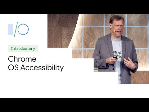 Chrome OS Accessibility for Android Developers (Google I/O'19)