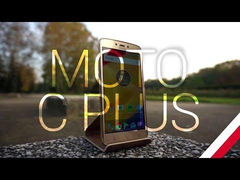 Motorola Moto C Plus - Recenzja!