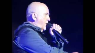 "Rare version of Peter Gabriel singing ""If You Love Someone Set them Free"" 6-29-16."