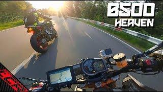 The B500, Best Road in Europe? | Super Duke Vs Tuono Tour EP07