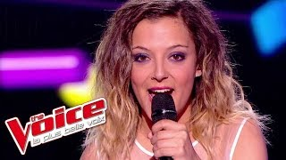 The Voice 2015│Camille Lellouche - Double je (Christophe Willem)│Demi Finale