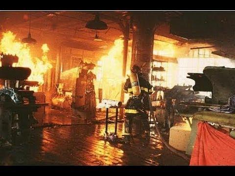 "Backdraft! ""FIRE SHOW"" Movie Full POV at Universal Studios Hollywood"