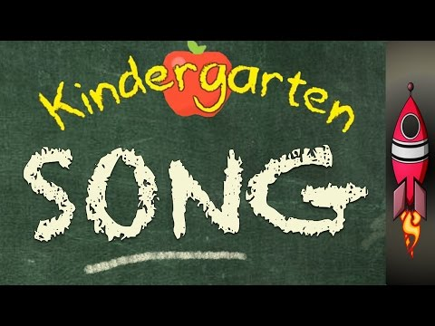 "🔴 Kindergarten Game Song ""Learning Is Cool"" 