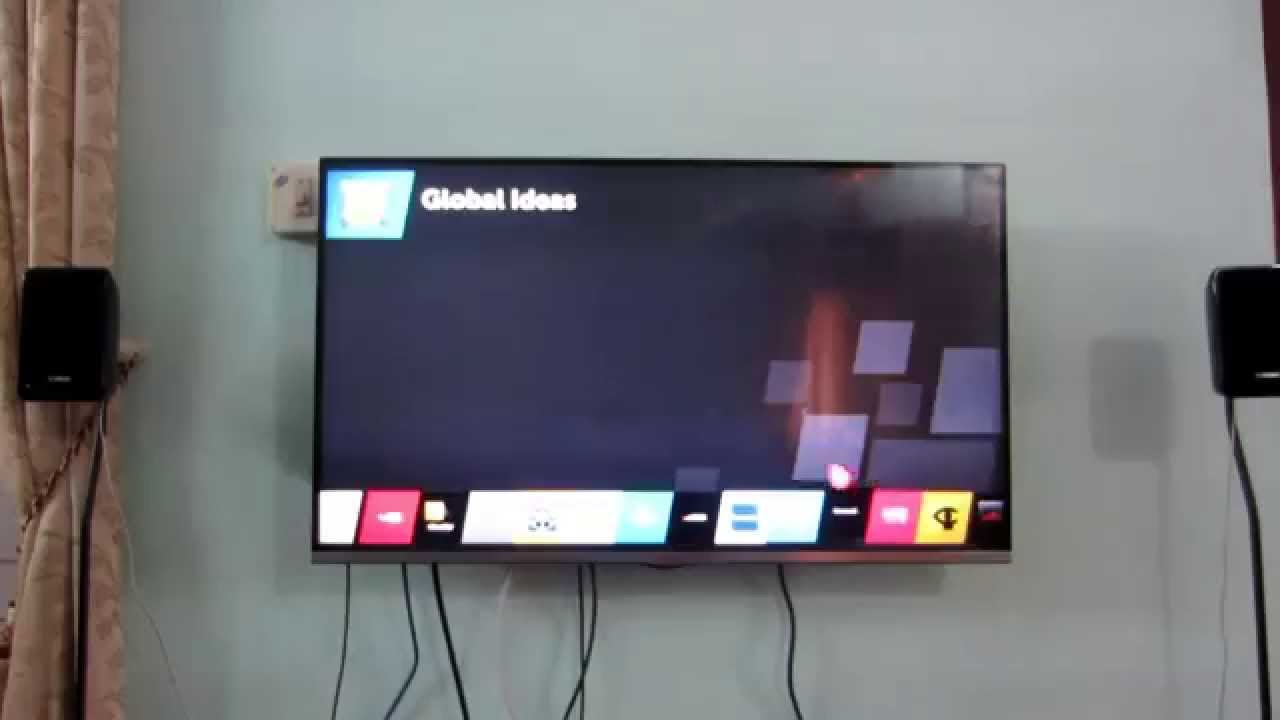 Screen Off Feature - Increasing life - Demo - LG WebOs Led Tv - Power  Saving Tips - India - 2017