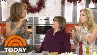 Ina Garten's Cranberry Martini And Herb Feta For The Perfect Party | TODAY