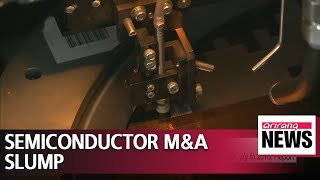 M&A deals in global semiconductor industry decline 17.4% y/y in 2018: Report