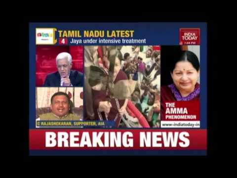 To The Point : Who Is Running Tamil Nadu In Jayalalithaa's Absence ?