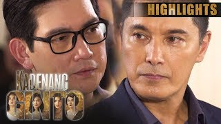 Robert (Albert Marinez) suddenly changes his mood after seeing Leon (Richard Yap) in the company. (With English Subtitles) Subscribe to the ABS-CBN ...