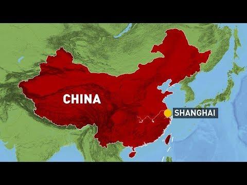 How I got a job in Shanghai, China