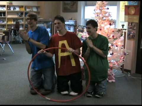 OSCVI Chipmunks - The Christmas Song