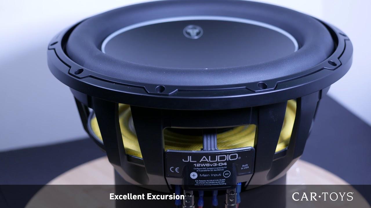 hight resolution of jl audio w6 wiring