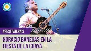 Fiesta de la Chaya 2015: Horacio Banegas