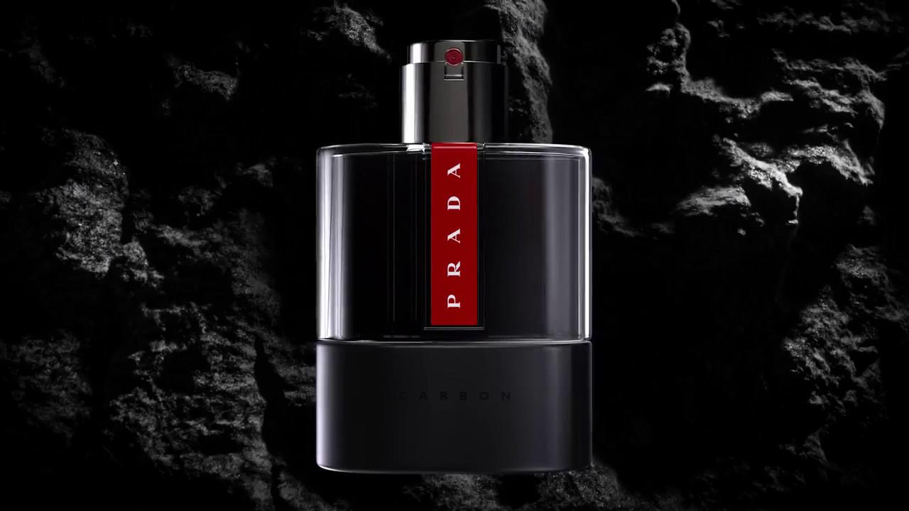 ca90cfe23a6a6 Prada Luna Rossa Carbon Woda toaletowa spray 100ml - YouTube