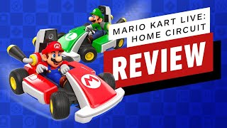 Mario Kart Live: Home Circuit Review (Video Game Video Review)