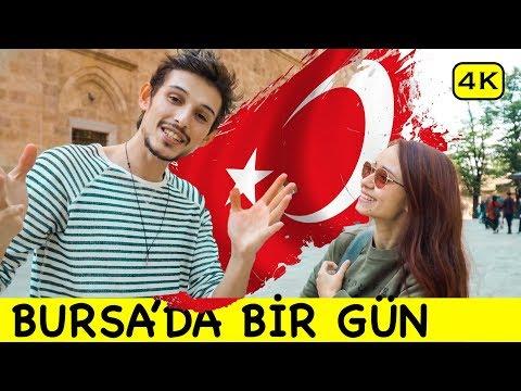 Büyük Türkiye Turu Macerası Başlıyor! - BURSA VLOG 4K