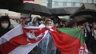 """Марш единства"" против Лукашенко"