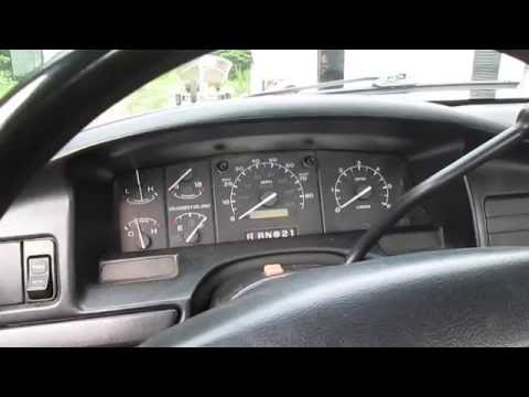 1996 ford f150 instrument cluster removal