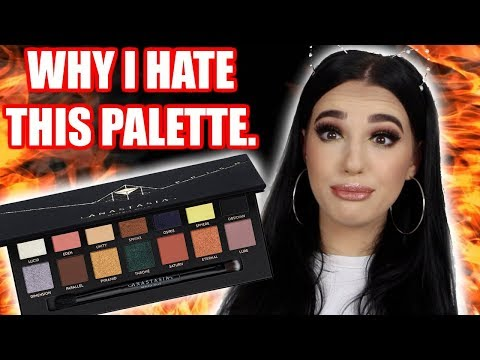 Why I Hate The ABH Prism Palette. | Jordan Byers