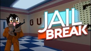 That's how he ESCAPEs from prison! (Roblox-Jailbreak)#1
