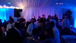 Michael Jackson Medley - Kommon Gournd Band NYC 10-10-10.mov