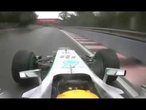 Lewis Hamilton onboard - Canada (2013)