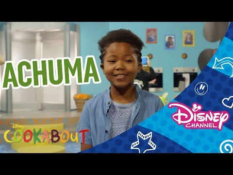 Cookabout | Cooktestant Profile | Achuma | Official Disney Channel Africa