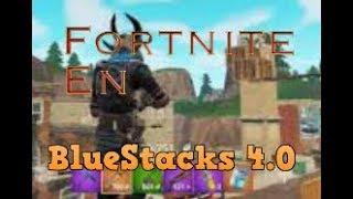 Como instalar Fortnite en BlueStacks