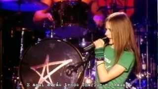 Avril Lavigne - My World (Live in Dublin 2003) Legendado #HD