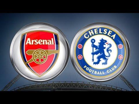 Download Arsenal vs Chelsea 2-1 | All Goals & Highlights 24/01/2018|  EFL | 2018 | youtube