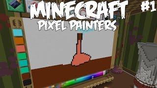 SUURI YLLTYS w Roponen - Pelataan Pixel Painters Minecraft