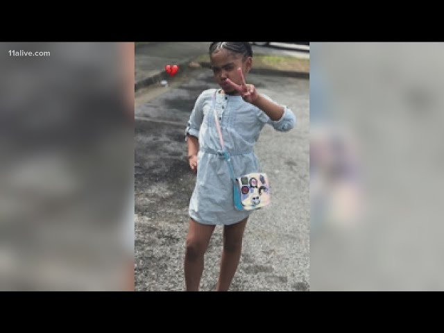 Police Identify 8-year Old Girl Killed in Atlanta July 4th Shooting
