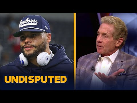 Dak Prescott is caught in a sad and 'fractured fairytale' — Skip Bayless | NFL | UNDISPUTED