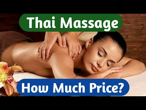 how-much-price-for-thai-massage-in-thailand?-थाई-मसाज-की-कीमत?