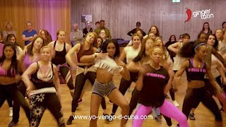 women s battle yo vengo de cuba 2017 cuban salsa power congress