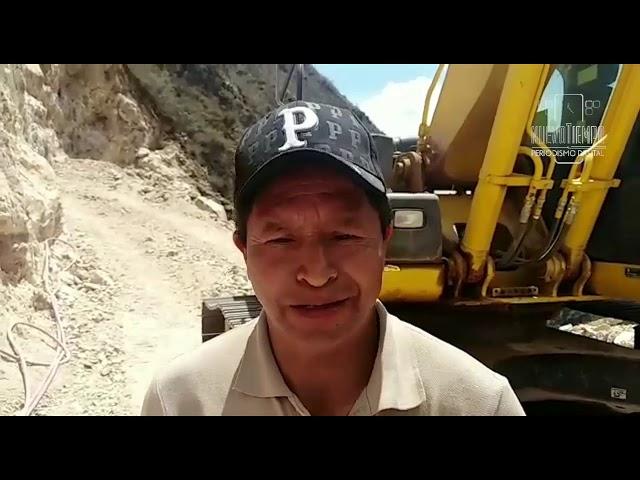Construcción del canal de riego Las Nieves-Chilpa-Susudel