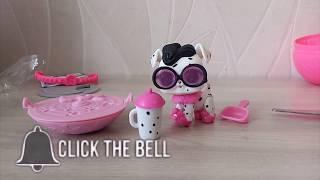 видео: Обзор LOL SURPRISE PETS