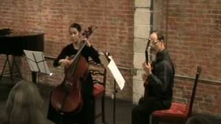 Rialto Ripples for Cello and Classical Guitar