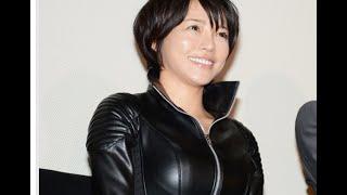 釈由美子、鍛え過ぎてボディーがライザップ化! シネマトゥデイ KIRI-...