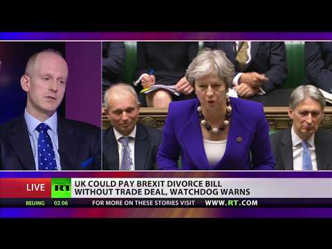 UK could pay Brexit divorce bill without trade deal
