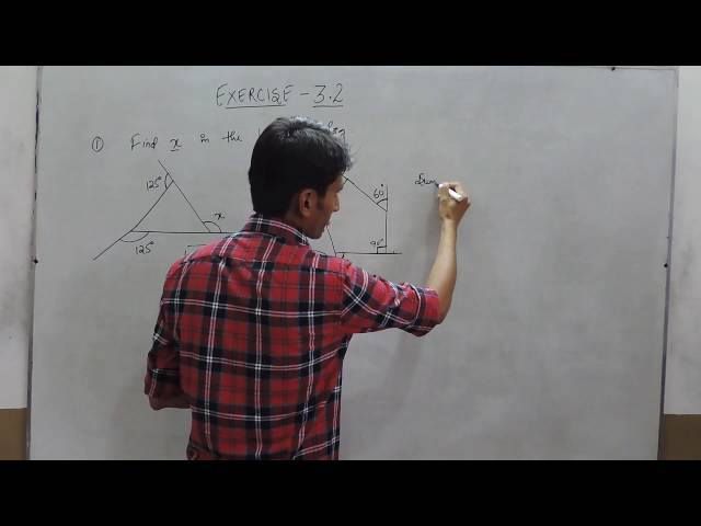 Understanding Quadrilaterals Ex 3.2 Q 1 - NCERT Class 8th Maths Solutions