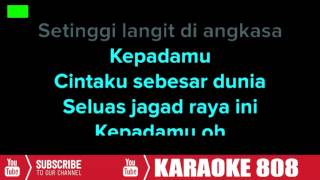 Cinta Mati Lyrics - Agnes Monica Acoustic Versions - Karaoke 808