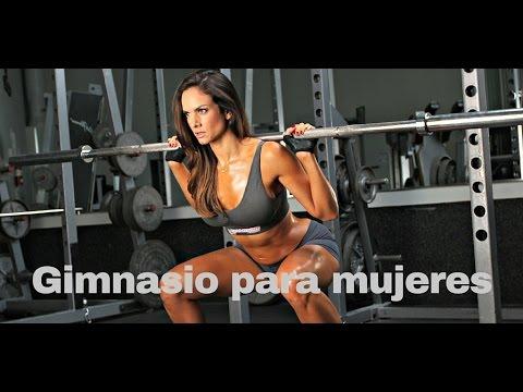 Ejercicios para adelgazar piernas en gym